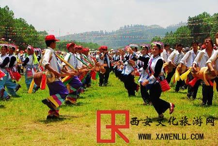 民俗文化旅游