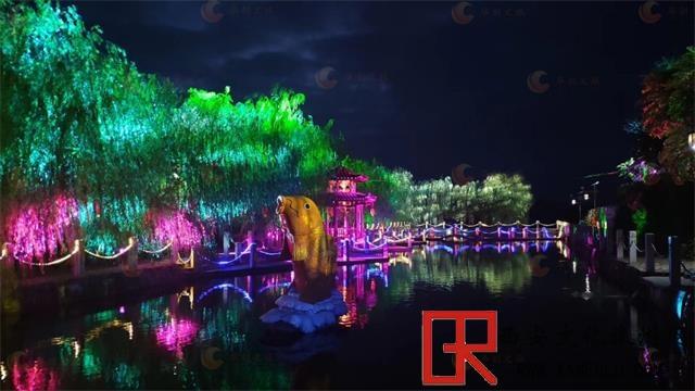 文旅景区夜游项目开发策略